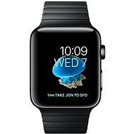 Apple Watch Series 2 38mm Vesmírně černá nerezová ocel s vesmírně černým článkovým tahem - Chytré hodinky