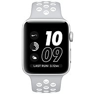Apple Watch Series 2 Nike+ 42mm Silver Aluminium Case Silver/White Nike Sport Band