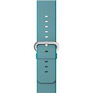 Apple Sport 38mm podmorské modrý z tkaného nylonu