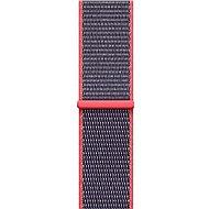 Apple 38mm Elektro růžový provlékací sportovní