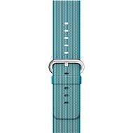 Apple Sport 42mm podmorské modrý z tkaného nylonu