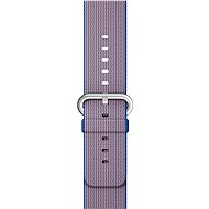 Apple Sport 42mm Královsky modrý z tkaného nylonu