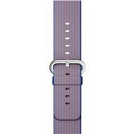 Apple Sport 42mm Kráľovsky modrý z tkaného nylonu