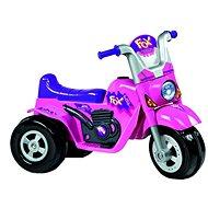 Biem Motorrad Kid 6V rosa