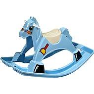 Houpadlo - modrý koník