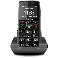 EVOLVEO EasyPhone + Stolní nabíječka