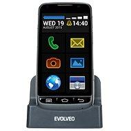 EVOLVEO EASYPHONE D2 + nabíjací stojan - Mobilný telefón
