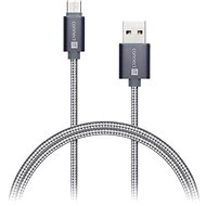 CONNECT IT Wirez Premium USB-C 1m dark grey