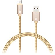 CONNECT IT Wirez Premium USB-C 1m gold