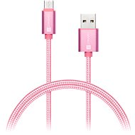 CONNECT IT Wirez Premium USB-C 1m rose