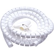 CONNECT IT CableFit WINDER white 2.5m
