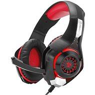CONNECT IT CHP-4510-RD Gaming Headset BIOHAZARD - Herní sluchátka