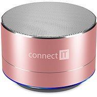 CONNECT IT Boom Box BS500RG Rose-Gold - Bluetooth-Lautsprecher