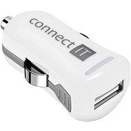 CONNECT IT InCarz Charger ONE 2.1A bílá (V2) - Nabíječka do auta