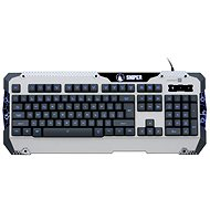 CONNECT IT GK5500 Sniper Keyboard white