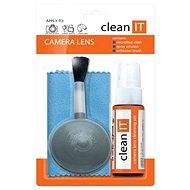 CLEAN IT Lens Cleaning Kit with Brush - Cleaner