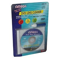Omega cleaning CD / DVD