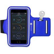 CONNECT IT CFF-1150-BL Fitness Armband, Blue - Pouzdro na mobilní telefon