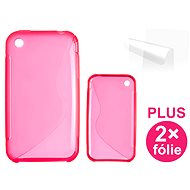 CONNECT IT S-Cover iPhone 3G/3GS pink