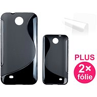 CONNECT IT S-Cover HTC DESIRE 300 black