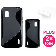CONNECT IT S-Cover LG Nexus 4 (E960) black