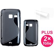 CONNECT IT S-Cover Samsung Galaxy Y Duos (S6102) black