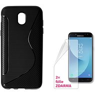 CONNECT IT S-COVER pro Samsung Galaxy J5 (2017, SM-J530F) černé
