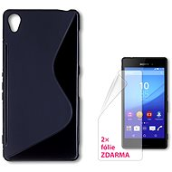 CONNECT IT S-Cover Sony Xperia Z3 čierne