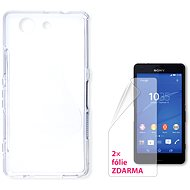 CONNECT IT S-Cover Sony Xperia Z3 Compact čiré