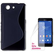 CONNECT IT S-Cover Sony Xperia Z3 Compact čierne