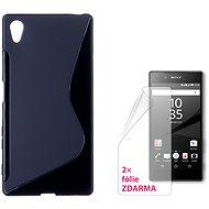 CONNECT IT S-Cover Sony Xperia Z5 černé - Ochranný kryt