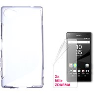 CONNECT IT S-Cover Sony Xperia Z5 Compact čiré