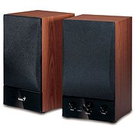 Genius SP-HF1250B Cherry wood