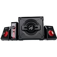 GX Gaming Genius SW-G2.1 1250 black - Speakers