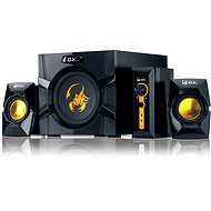 Genius GX Gaming SW-G2.1 3000 Black - Speakers