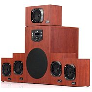 Home Theater Genius SW-HF 5.1 4600 - Speakers