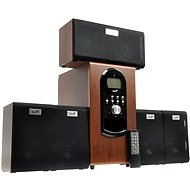 Home Theater Genius SW-HF 5.1 6000 - Speakers
