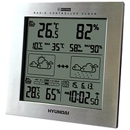 Hyundai WS 2244M metallic - Weather Station