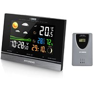 Hyundai WS 2303 black - Weather station