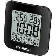 Hyundai WS 7236 black - Weather Station