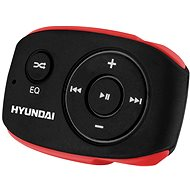 Hyundai MP 312 8GB black and red - MP3 Player