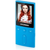 Hyundai MPC 501 FM 4GB blue - MP4 Player