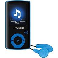 Hyundai MPC 883 FM 16GB modrá - MP4 přehrávač
