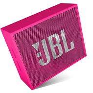 JBL GO - ružový