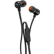 JBL T290 černá - Sluchátka s mikrofonem