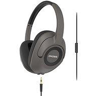 Koss UR/42i K tmavě šedá (doživotní) - Sluchátka s mikrofonem