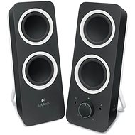 Logitech Multimedia Speakers Z200 černé - Reproduktory