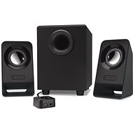 Logitech Multimedia Speakers Z213 černé - Reproduktory
