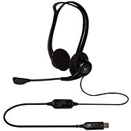 Logitech PC Headset 960 USB - Headphones with Mic