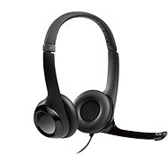 Logitech USB Headset H390 - Headphones with Mic